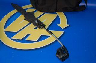 Accesorios carrito - Paraguas, manoplas y bolso