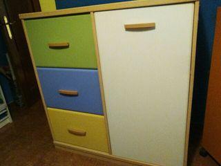 Mueble habitación infantil
