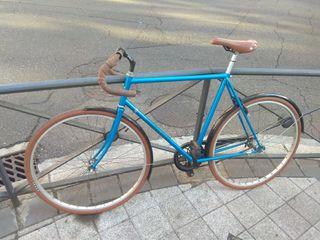 bicicleta urbana cuadro holandesa