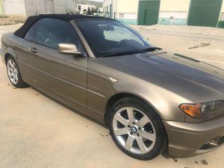 BMW 320cd descapotable, como nuevo
