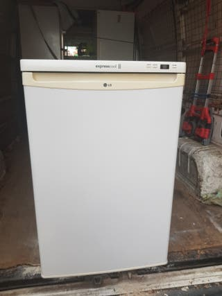 congelador LG de alta gama
