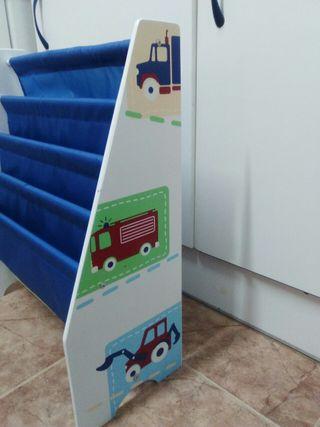 librerías de niño