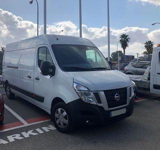 Nissan NV400 2018 !!! EL MAS GRANDE ESTA AQUI!!!