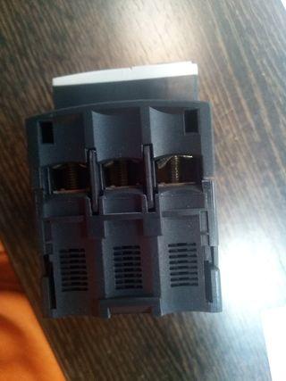 Disyuntor magnetotermico telemecanique