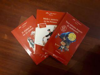Libros Infantiles.Colección Alta Mar.Bruño