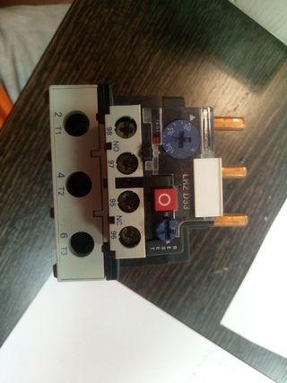 Rele de sobrecarga LR2D43 de 80-104a