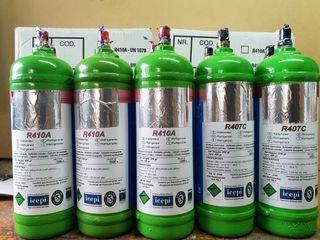 gas refrigerante R410a 1 kg