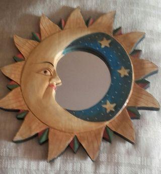 Espejo sol y luna