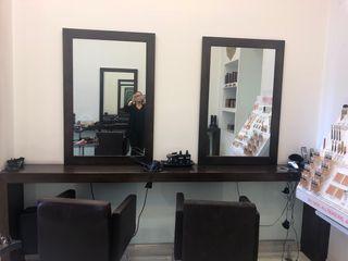 Liquidamos muebles peluquería