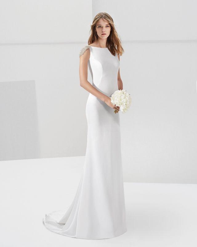 vestido de novia de segunda mano por 720 € en base aerea conjunta