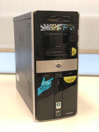 Ordenador HP Windows 7 wifi hdmi