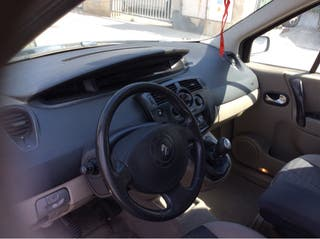 Airbags Renault Scenic II