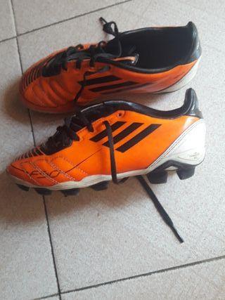 zapatillas futbol adidas f50