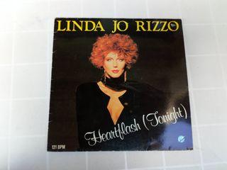 Vinilo MAXI LINDA JO RIZZO HEARTFLASH (TONIGHT)