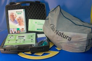 Magnetoterapia Club Natura-Maquina Magnetoterapia