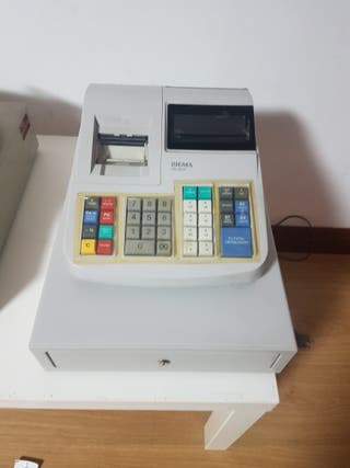 caja registradora SIGMA CR 2000