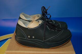 Zapatos MBT BARBARA Black Talla EUR 39 UK 5.5 US 8