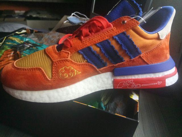f128f3c75 Adidas Zx 500 Rm X Dragon Ball Z