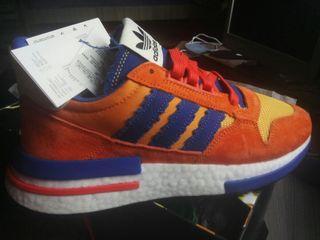 "Adidas Zx 500 Rm X Dragon Ball Z ""Son Goku"" D97046"