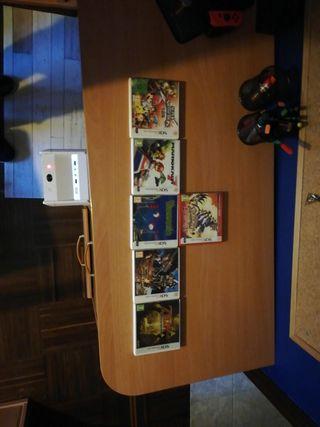 lote juegos 3DS