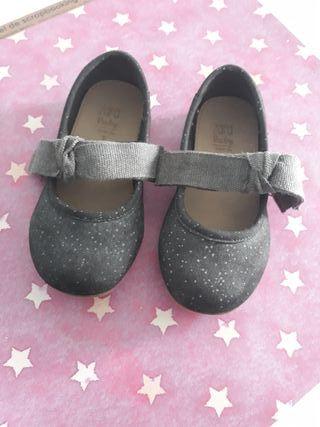 b5119ef96 niña Talla por bebé 5 21 Zapatos mano segunda ZARA de qp7Tx5 ...