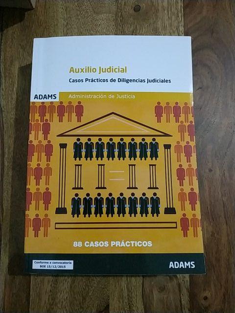 Oposición, auxilio judicial casos prácticos.