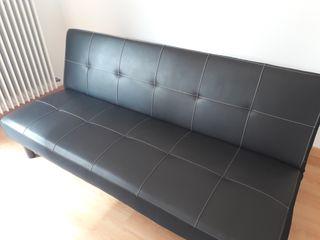 Sof cama de segunda mano en pamplona en wallapop - Muebles de segunda mano en pamplona ...