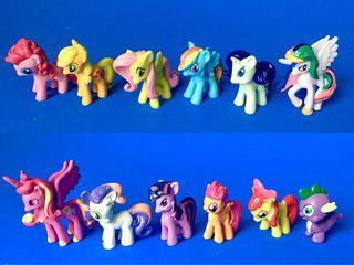 Mini Figura Mi Pequeño Pony