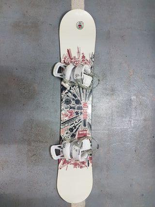 tabla snow burton