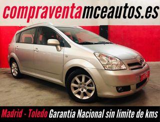 Toyota Corolla Verso 7 plazas