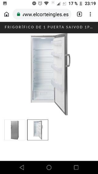nevera y congelador independientes