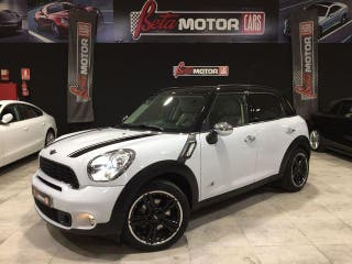 MINI MINI Countryman Cooper SD ALL4 Aut. 105 kW (143 CV)