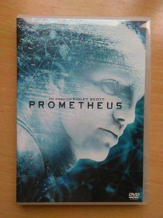 DVD Prometeus