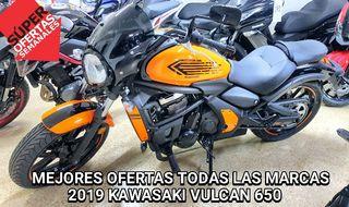 2019 MOTOS NUEVAS KAWASAKI VULCAN S 650 OFERTAS