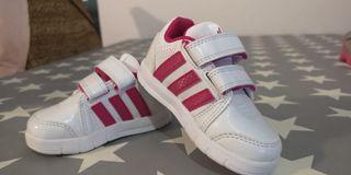 zapatillas adidas niña t 20
