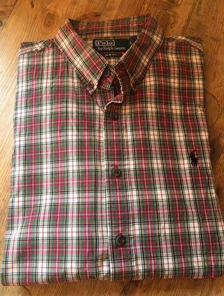 Camisa Ralph Lauren A ESTRENAR , ORIGINAL