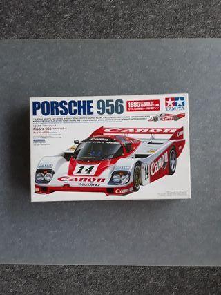 Maqueta TAMIYA Porsche 956