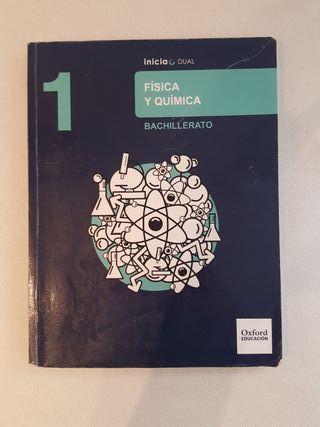 Libro Física y Química 1 Bachillerato (OXFORD)