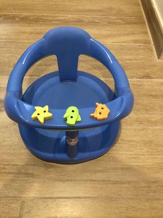 Asiento adaptador para bañera