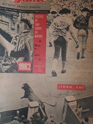 revistas antiguas Digame