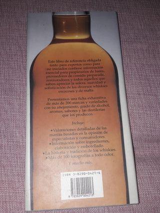 Libro Whisky escocés y de Malta.