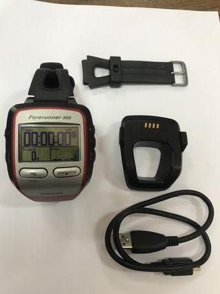 Reloj deportivo GPS GARMIN FORERUNNER 305