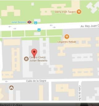 Se vende Plaza de Garaje Julian Besteiro Leganes