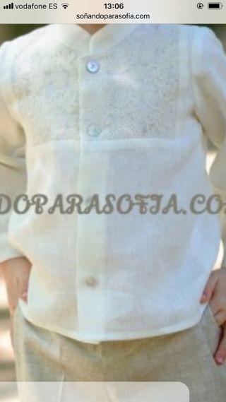 Conjunto niño 18 meses Baja Costura