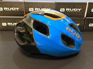 Casco Rudy project