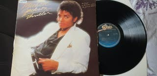 Thriller Michael Jackson Vinilo original