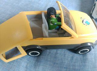 playmobil coche veterinaria