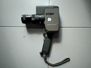 Filmadora Canon 8 mm