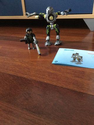 Playmobil agentes (5289)