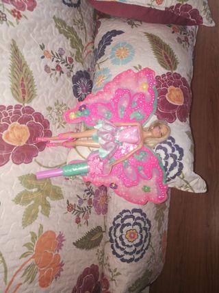 Barbie flores mágicas
